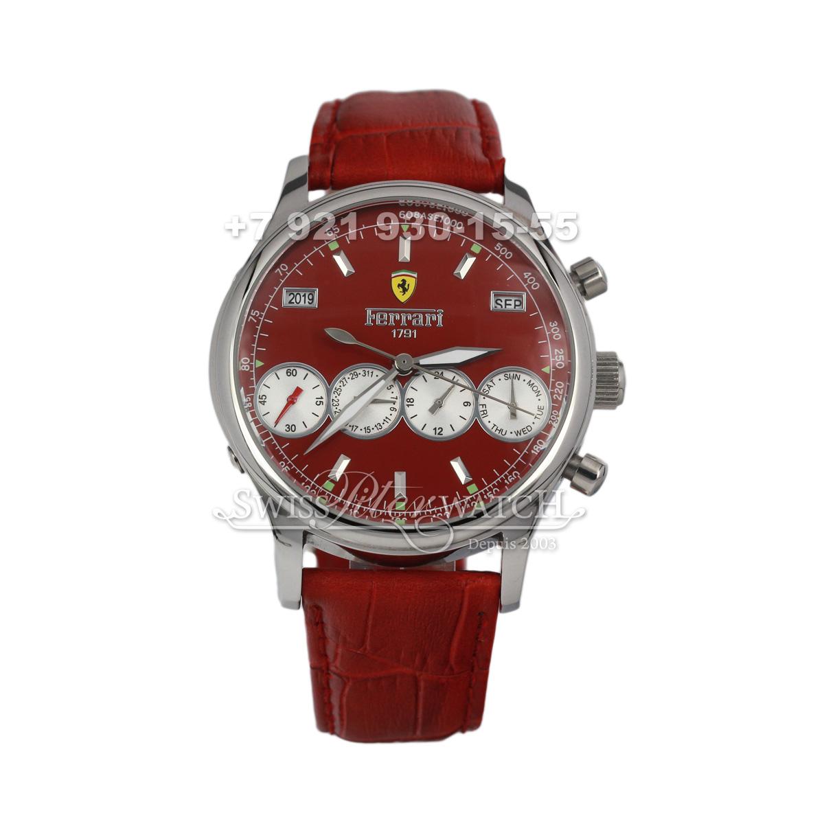 3cae98b8 Купить Ferrari 027.019 (копия) в интернет-магазине часов в Санкт-Петербурге