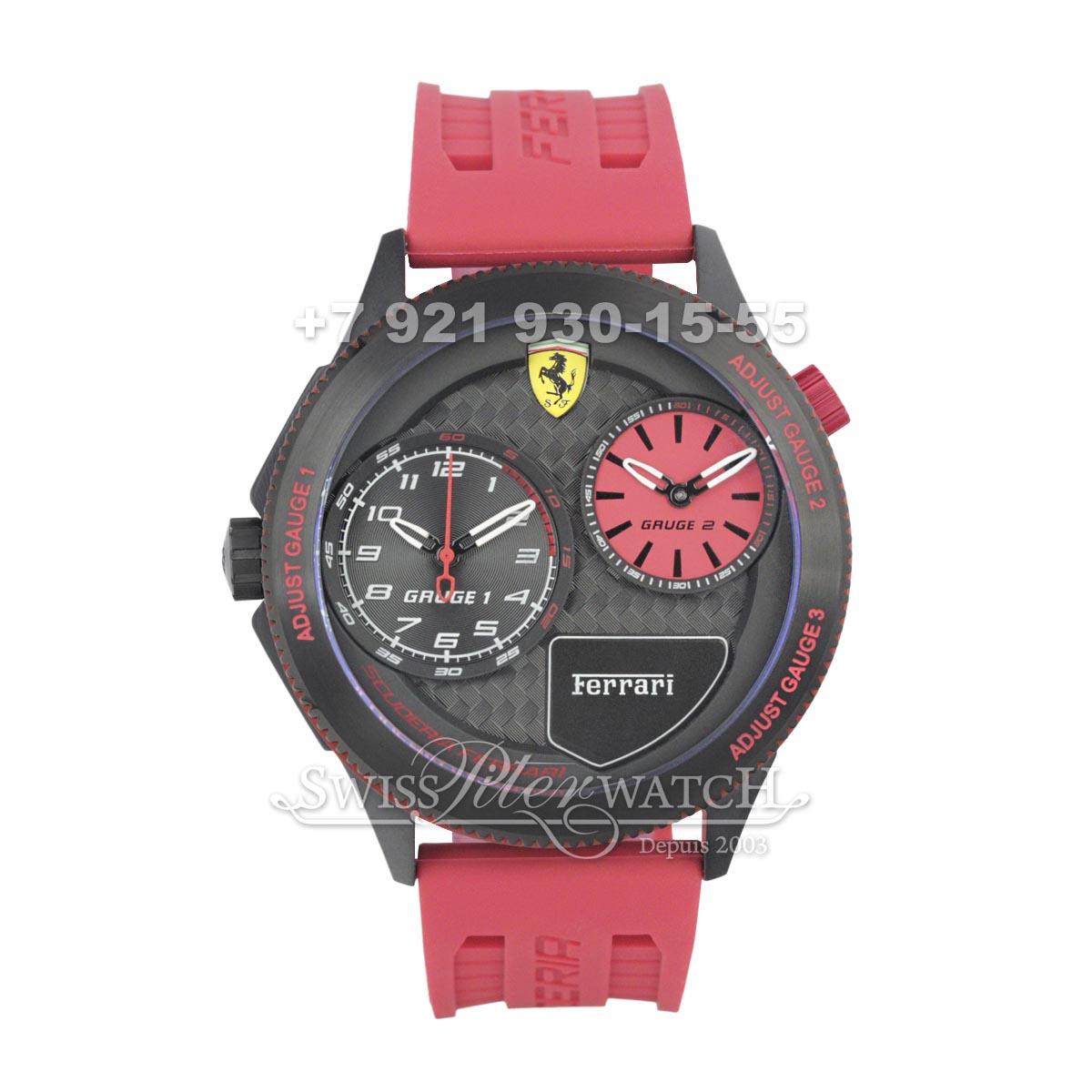 bf2ee967 Купить Ferrari 027.025 (копия) в интернет-магазине часов в Санкт-Петербурге